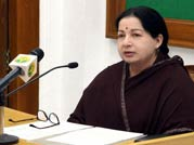 Will comment after watching video: Jaya on killing of Prabhakaran's son