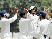 India beat Australia by 8 wickets in Chennai Test