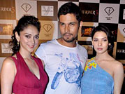 Murder 3 star cast on a promotional spree