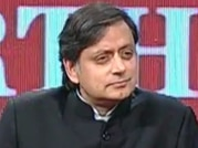 Shashi Tharoor at Right to be Heard townhall