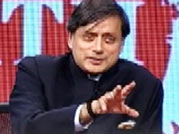 Right to be Heard townhall with Shashi Tharoor