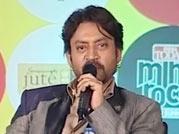 Irrfan Khan tries singing a Bengali song
