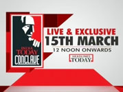 Countdown begins for India Today Conclave 2013: Reinventing Democracy