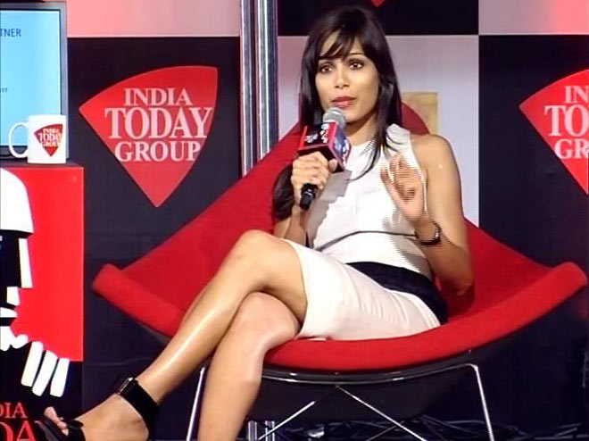 Satyajit Ray paved way for us to the West: Freido Pinto at India Today  Conclave 2013