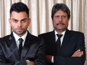 Kapil Dev lauds Virat Kohli's feats