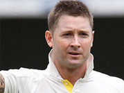 Injured Australian captain Michael Clarke misses fourth test match in Delhi