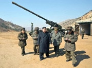 North Korea rocket units on stand-by to attack US military bases