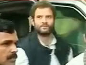 Mumbai brought to a halt over Rahul Gandhi's visit