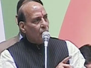 Rajnath Singh welcomes all BJP stalwarts
