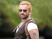 Catch the first look of Saif as zombie hunter!