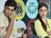 Soha, Kunaal reveal the 'raaz' of relationships at India Today Mind Rocks 2013