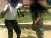 Woman mercilessly beaten by 4 men in Ludhiana