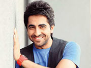 Up, close and personal with Ayushmann