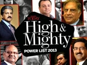 India Today's 50 high and mighty