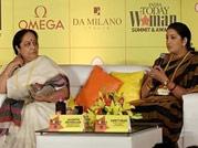 Do women in power get their due? Powerful women speak their minds