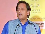 Not reservation, give opportunities to women, says Shashi Tharoor