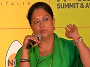 Number of women voters has gone up considerably: Vasundhara Raje