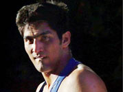 Olympian Vijender Singh submits blood, urine samples to NADA for dope test