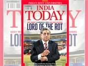 India Today Magazine June 3, 2013, issue: Lord of the Rot