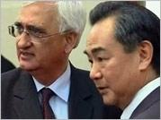 India, China working on new Border Defence Cooperation Agreement: Khurshid