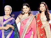 B-town beauties walk for a cause!