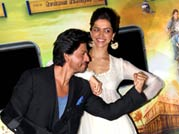 Chennai Express trailer goes viral