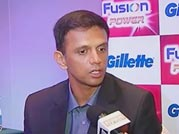 All credits to the selectors for making brave choices: Rahul Dravid