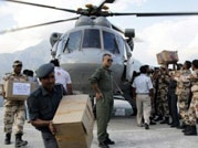 Security forces step up rescue operation as more rains predicted on Monday