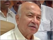 Shinde booked under section 420 for cheating people of Telangana