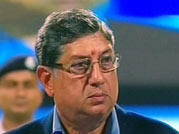 Srinivasan rejects Shashank Manohar as replacement