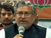 Sushil Modi resigns as Goods and Services Tax panel chief