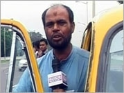 60-year-old Kolkata taxi driver's mission for kids' education