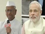 Anna Hazare says BJP's agenda is communal, denies praising Narendra Modi