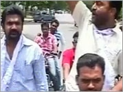 Protests erupt as govt puts Telangana issue on fast-track