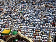 Muslims celebrate Eid-ul-Fitr with traditional fervour