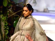 Anamika Khanna's ethnic melange at Delhi Couture Week