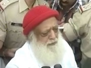 Asaram lashes out at media, says no political party protecting him