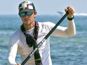 US musician becomes first to paddleboard between Cuba and Florida