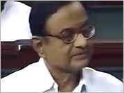 Will do everything in my power to contain fiscal deficit at 4.8 per cent, says Chidambaram