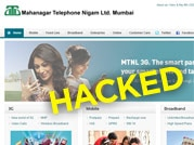 Pakistani man allegedly hacks MTNL Mumbai website