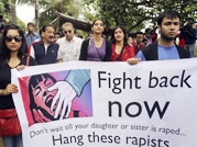 Bollywood stars stage protest march against Mumbai gangrape, seek justice