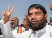 Lalu Prasad Yadav's kin Sadhu Yadav meets Narendra Modi in Gandhinagar