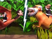 T-Rex Modi vs Avatar Sonia