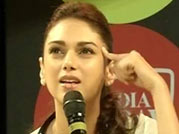 Aditi Rao Hydari gets candid about love, life and relationships
