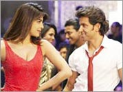 Watch: Hrithik, Priyanka in Krrish 3 new song