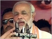 Narendra Modi doubts PM's ability to raise India's concerns with Nawaz Sharif