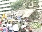 5-storey BMC building collapses in Mumbai, 60 people feared trapped