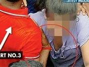 Mumbai's shame! Men caught on camera groping woman devotee during Ganpati procession