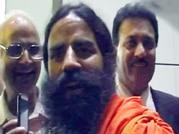 Baba Ramdev blames Sonia Gandhi after he is detained at Heathrow airport