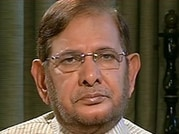 Going with Congress will not suit JD-U's game plan in Bihar: Sharad Yadav